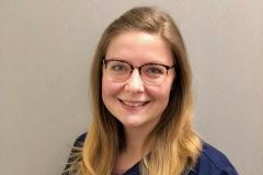 Jacqueline Lütjen; Medizinsche Fachangestellte